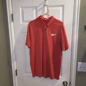 Tiger Woods Collection - Nike Golf Polo